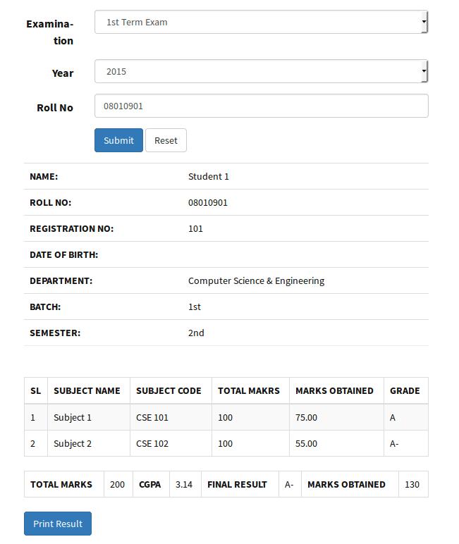 49f33b08230 Easy Student Results : Advanced Search Plugin